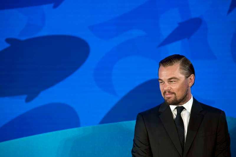 """Leonardo DiCaprio lärde känna Darlene Cates i Lasse Hallströms film """"Gilbert Grape"""""""
