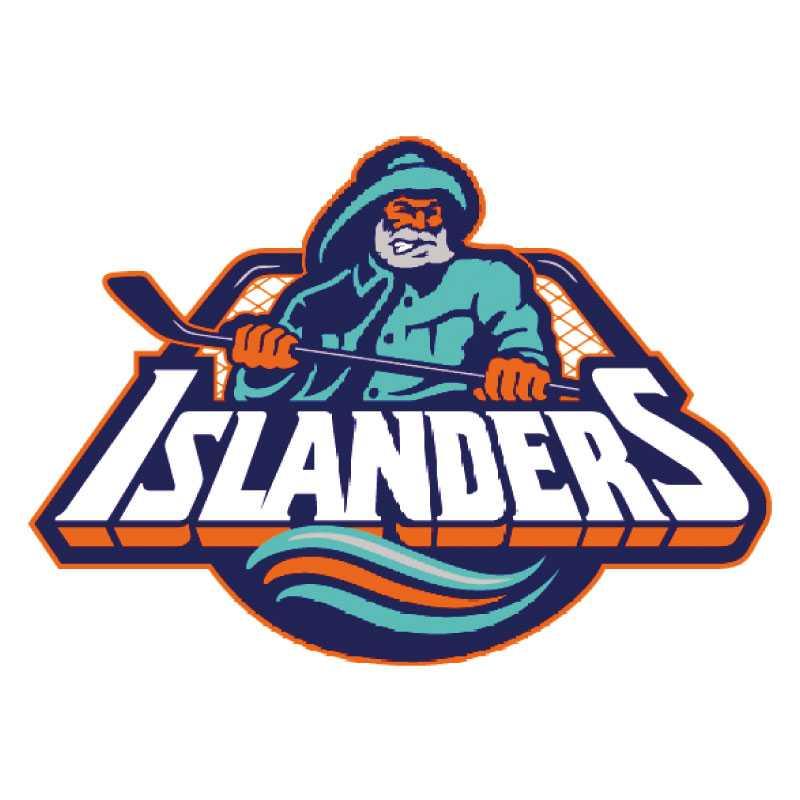 """New York Islanders 1995 Inför säsongen 1995–96 bestämde sig New York Islanders för att uppdatera sin look. Att introducera """"The Fisherman"""" på tröjorna kan ha varit en av idrottsvärldens allra största modemissar. Reaktionerna bland fansen var så negativa att klubben beslöt sig för att gå tillbaka till sin ursprungslogga så fort ligan tillät dem inför säsongen 1997–98."""