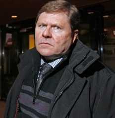 Målsägarbiträdet John Arild Aasen.