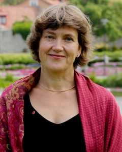 Frälsare? Lena Sommestad, S-debattör, Uppsala.