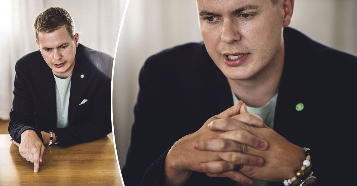 Fridolins ultimatum till Löfven i flyktingfrågan
