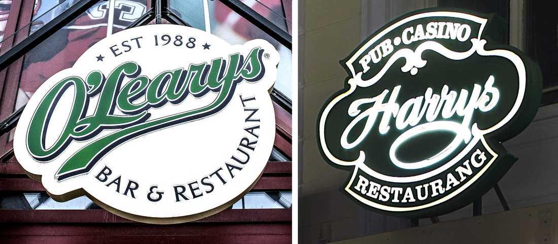 O'Learys köper restaurangkedjan Harrys.