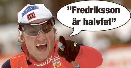 ordkrig Petter Northug väcker känslor bland flera äldre åkare.