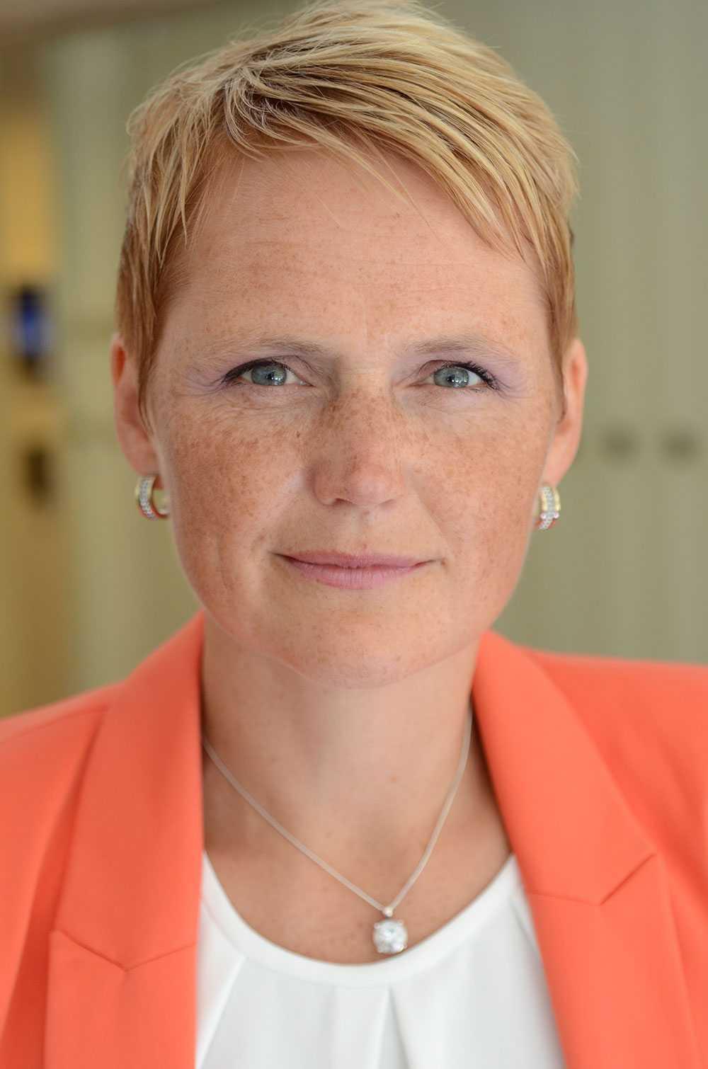 Anna-Karin Hatt, vd Almega.