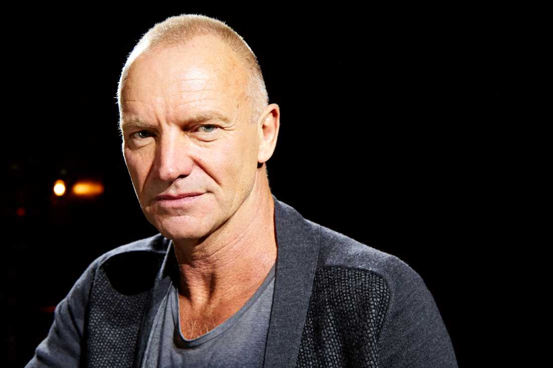 Sting har de senaste åren bott i New York.