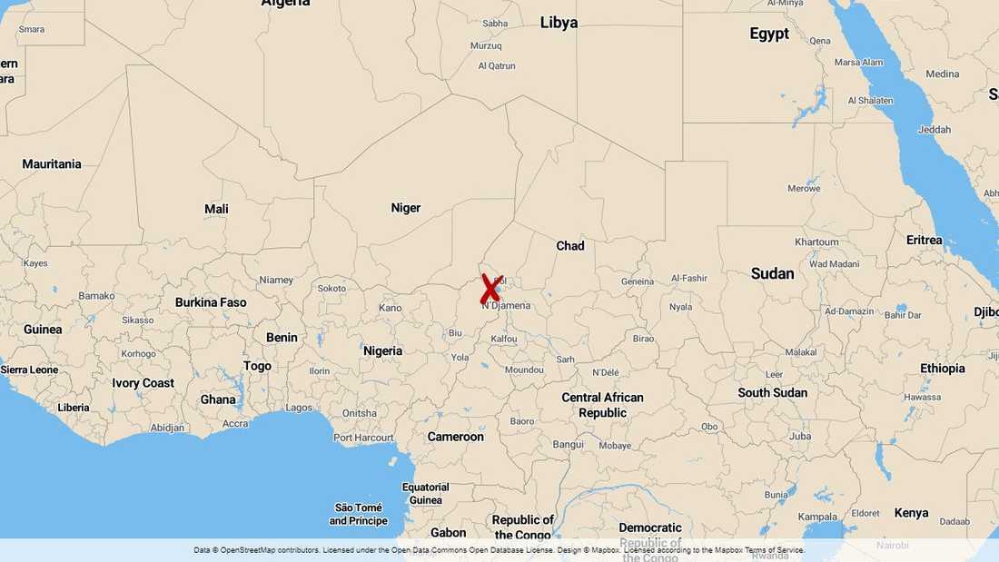 Minst tio civila har dödats i en attack mot en by vid Tchadsjön, vid gränsen mellan Tchad, Nigeria och Kamerun.