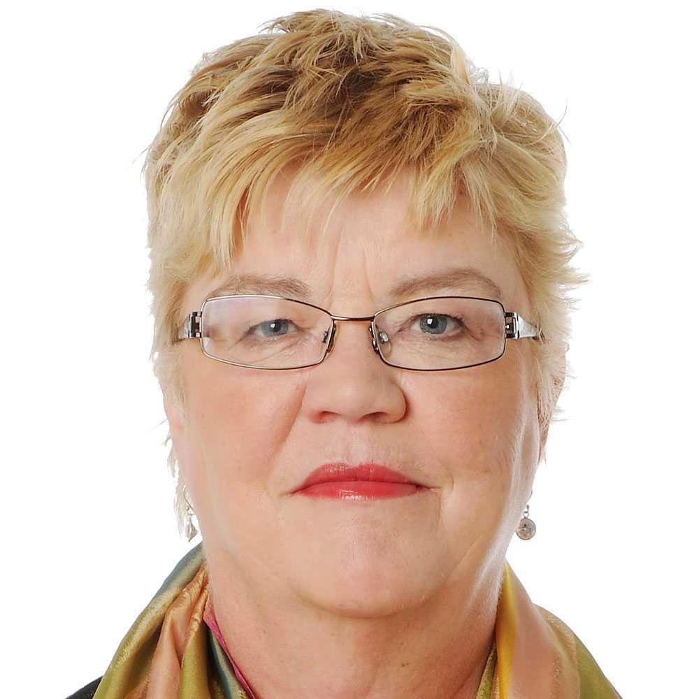 Aftonbladets inrikespolitiska kommentator Lena Mellin.