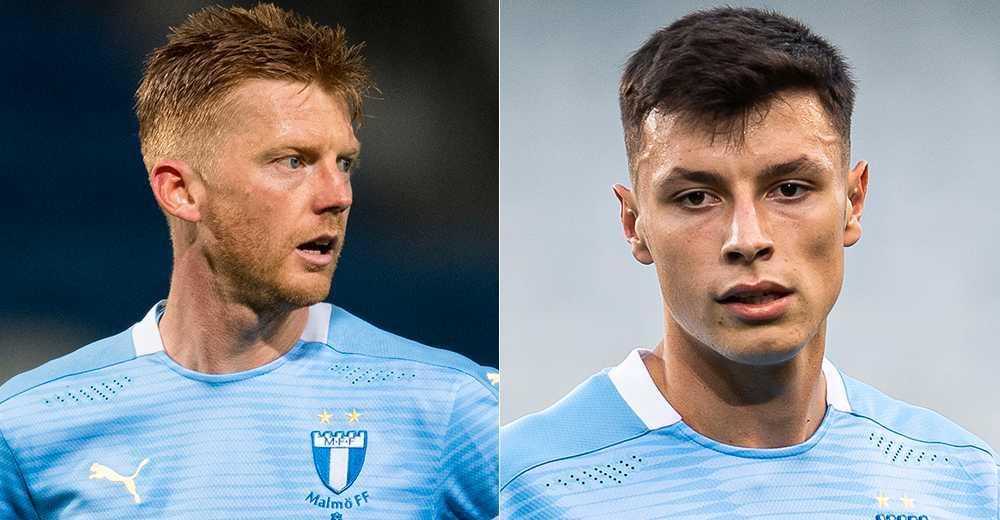 Blir Anders Christiansen och Anel Ahmedhodzic kvar i Malmö nästa säsong?