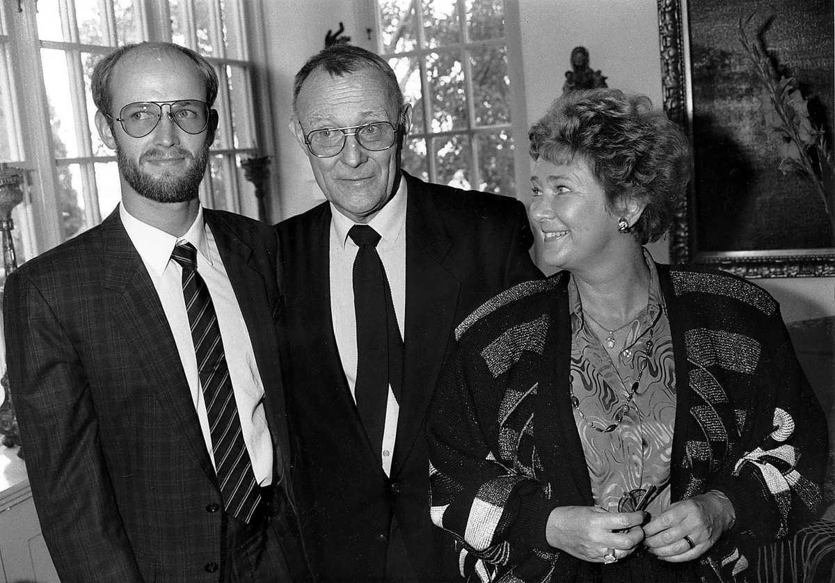 MÖTTES PÅ CAPRI Ingvar och Margaretha Kamprad fick tre söner tillsammans.