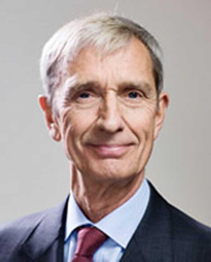 Hans Larsson, styrelseordförande Attendo.