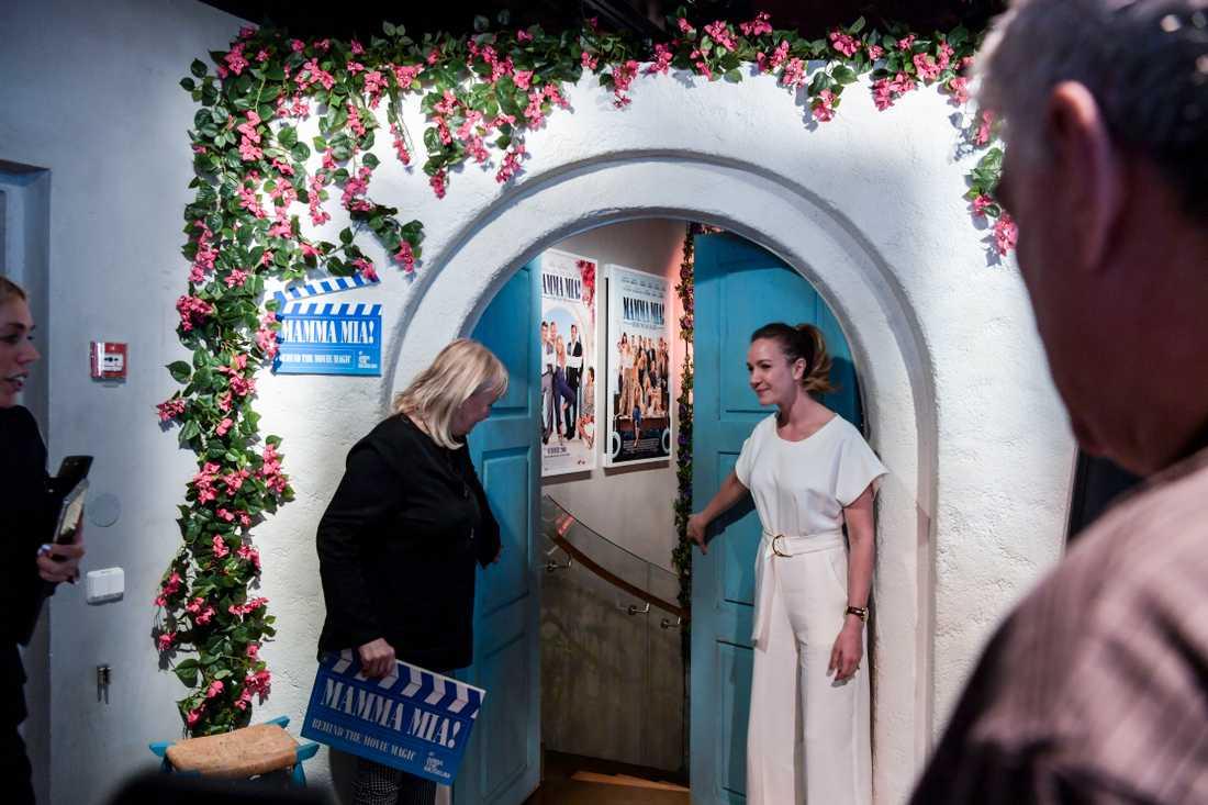 Abba Museum öppnar en ny utställning med rekvisita från filmen!