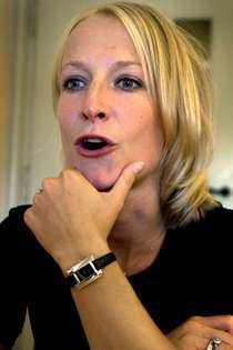 """Kristina Alvendal vill till exempel införa en ny köbonus. """"Syftet är att skapa en ökad rörlighet"""", säger hon."""