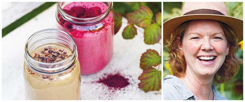 Uppdatera dina vanor och få tillbaka balnsen i kroppen. Smoothies och juicer hjälper dig, säger näringsterapeuten Cecilia Davidsson.