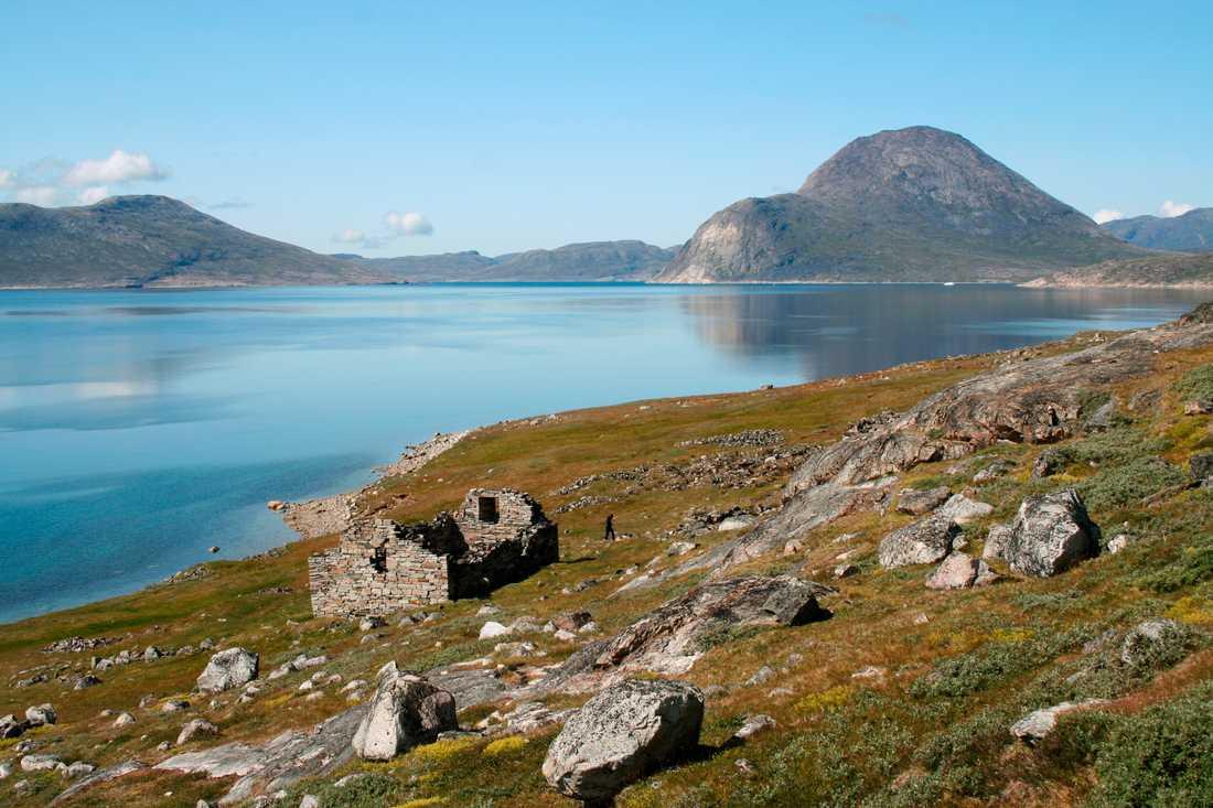 Hvalsey kyrka på södra Grönland byggdes av nordbor som lockades till ön av det milda klimatet under den medeltida värmeperioden.