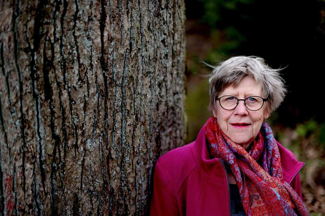 Agnes Wold. Arkivbild.