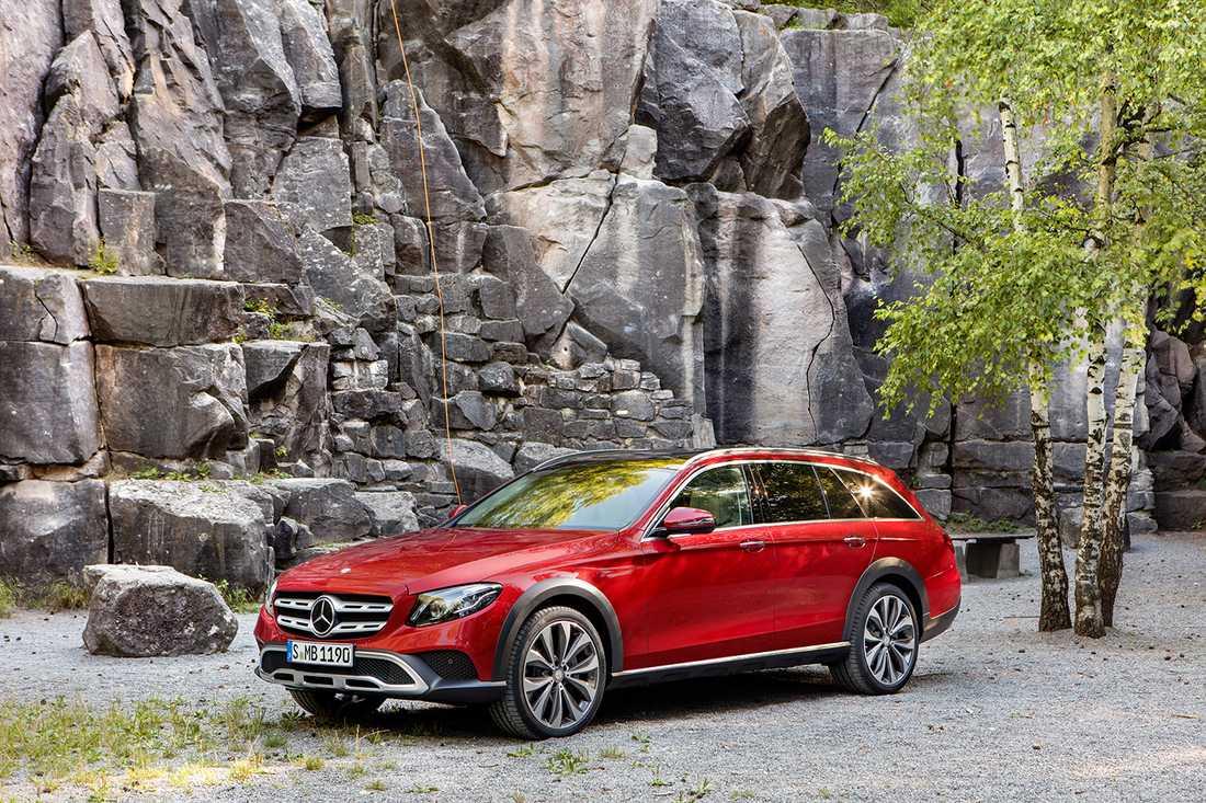 Mercedes E-Klass All Terrain