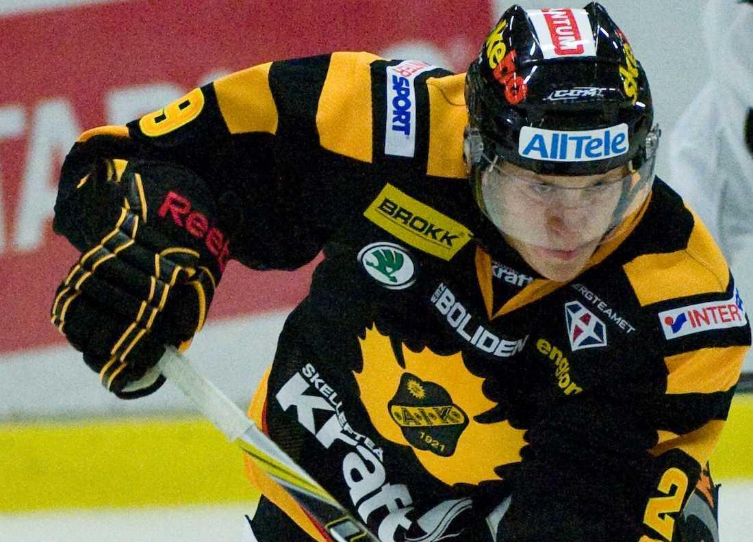 Marcus Sörensen i Skellefteå.