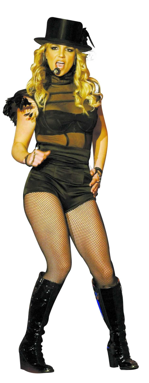 Britney 2009.