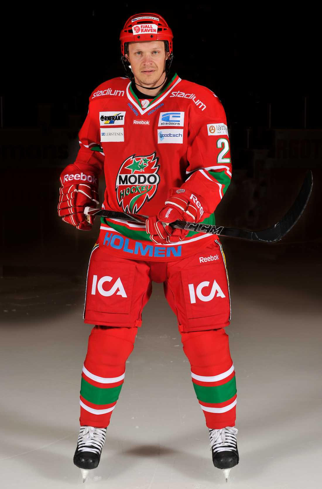 Foto: Modo Hockey/Håkan Nordström.