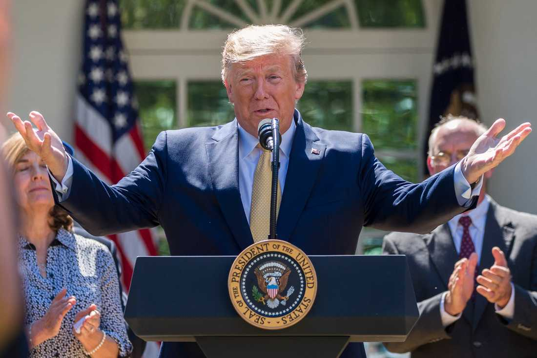 Det är extremt ovanligt att en sittande president förlorar ett val.