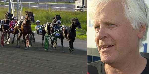 Ringostarr Treb vinner Sundsvall Open Trot.