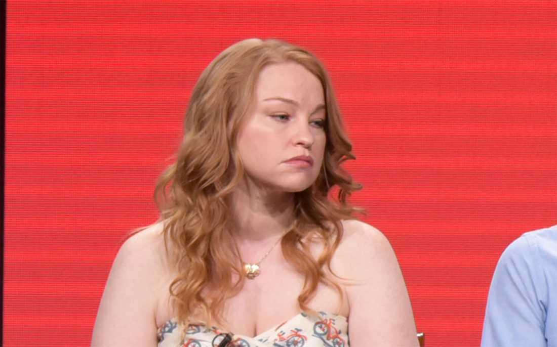 """Sarah Schechter är en av producenterna bakom """"Riverdale""""."""