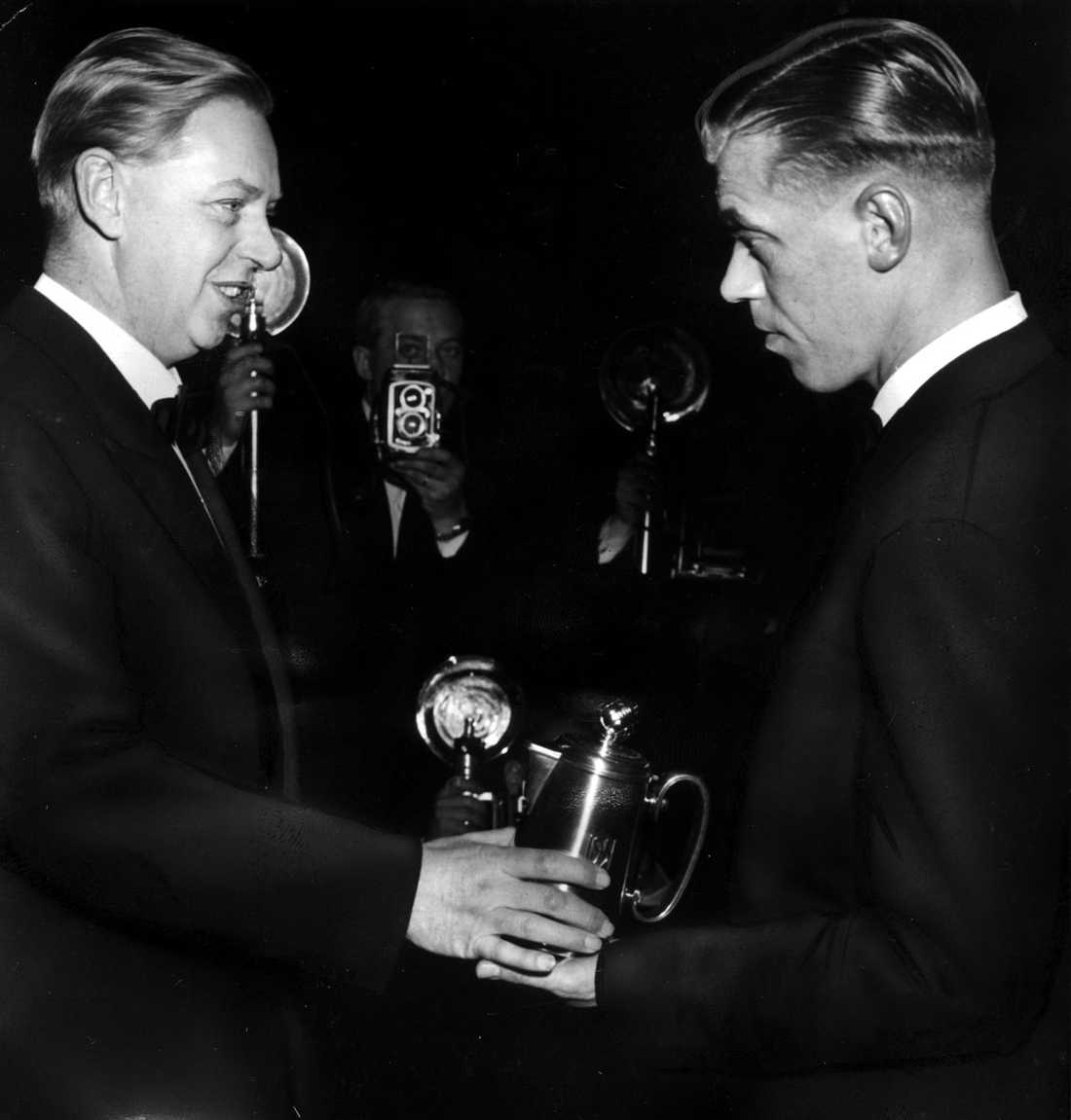 1951: Olle Åhlund, Degerfors