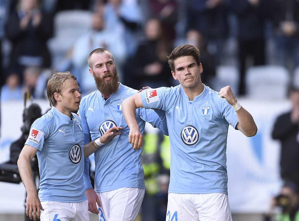 Skyttekungen Kjartansson är förlorad för MFF