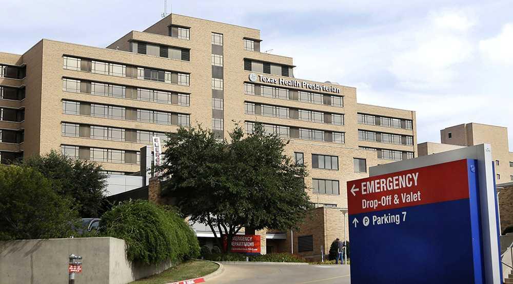 Nu har en person som arbetar på Texas Health Presbyterian Hospital smittats av ebola.