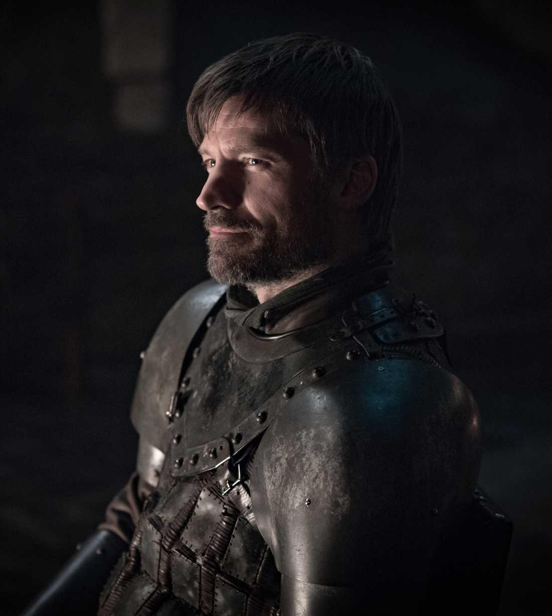 """I tio år har Nikolaj Coster Waldau spelat Jamie Lannister i """"Game of thrones"""". Den 15 april börjar den sista säsongen av serien sändas på HBO Nordic. Pressbild."""