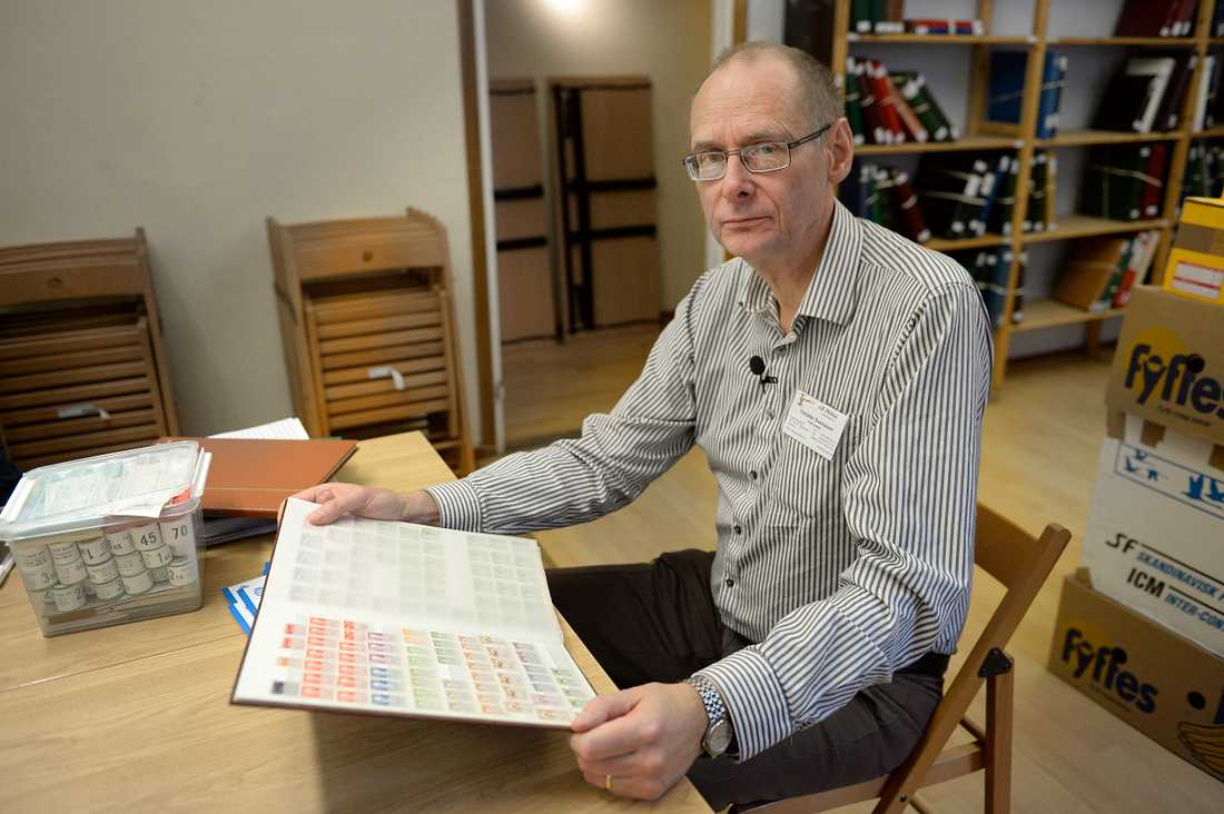 Christer Svensson är chef för Philea auktioner.
