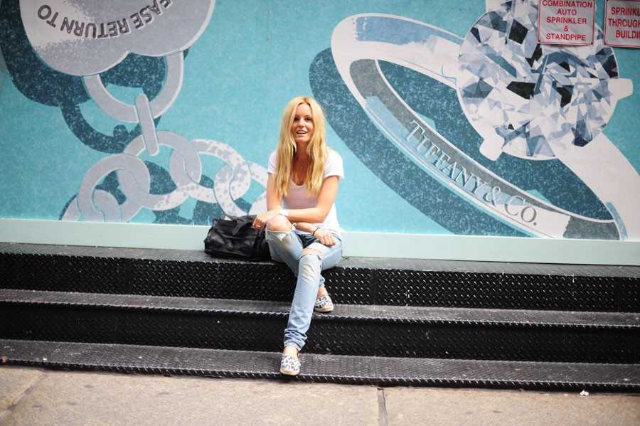 Jeans - Acne, T-shirt -  Zara, Skor - 3.1 Phillip Lim.