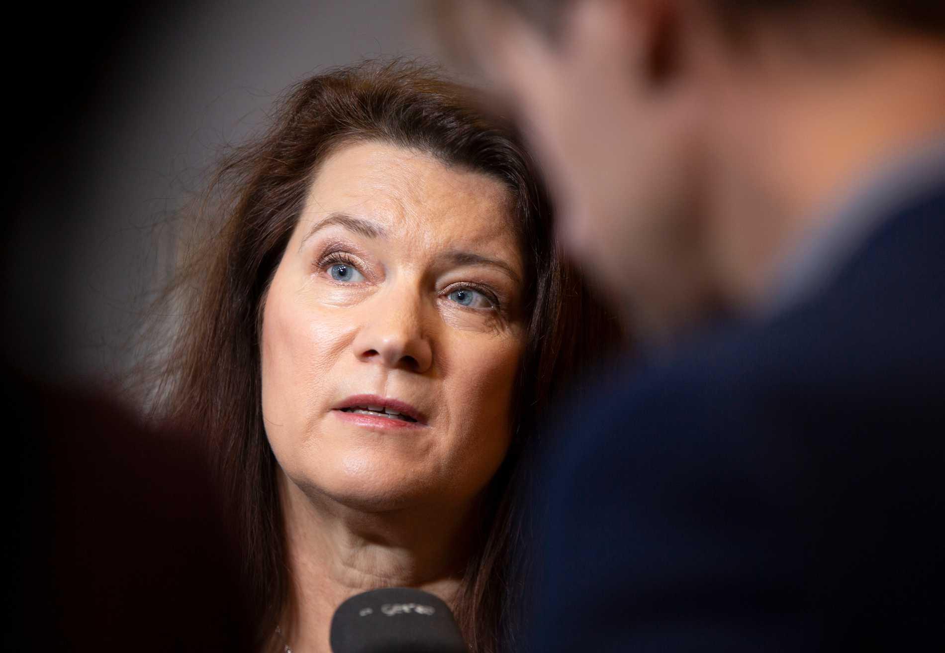 Under onsdagen läser Ann Linde upp utrikesdeklaration.