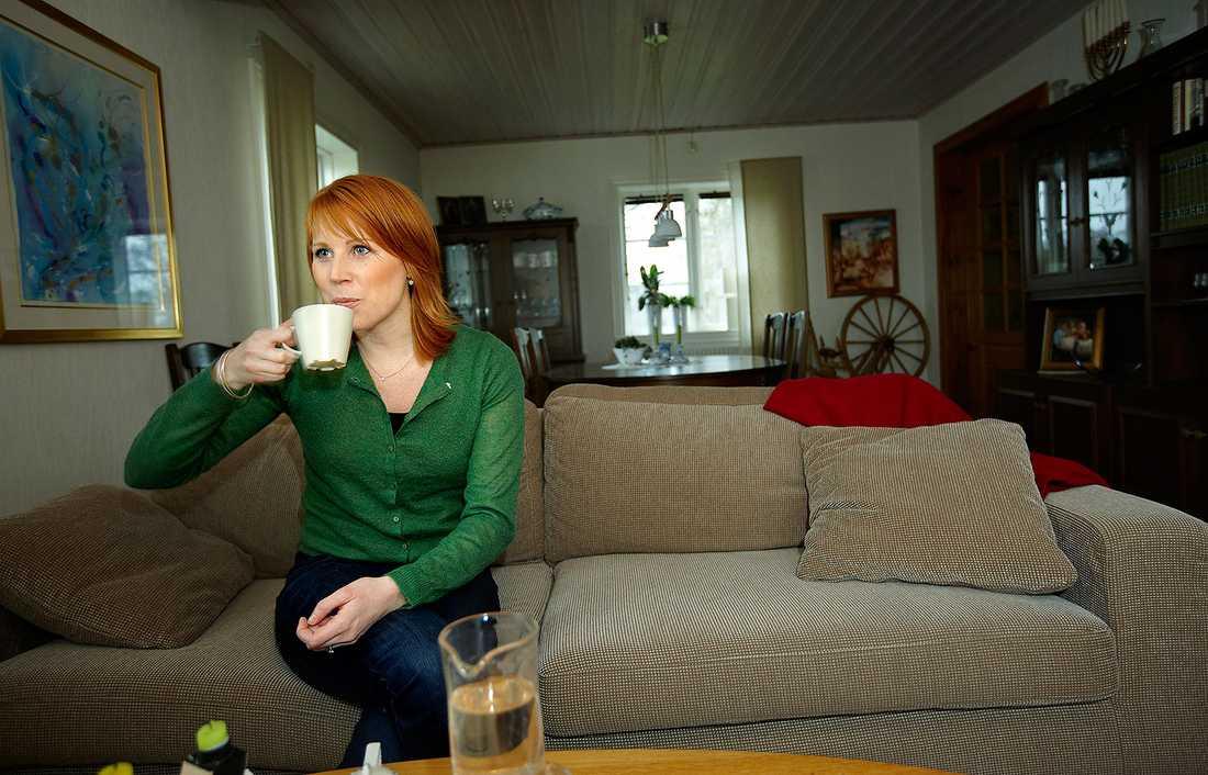 Tar nya tag I helgen är det toppmöte hemma hos Annie Lööfs föräldrar i Maramö där Alliansen ska diskutera framtiden.