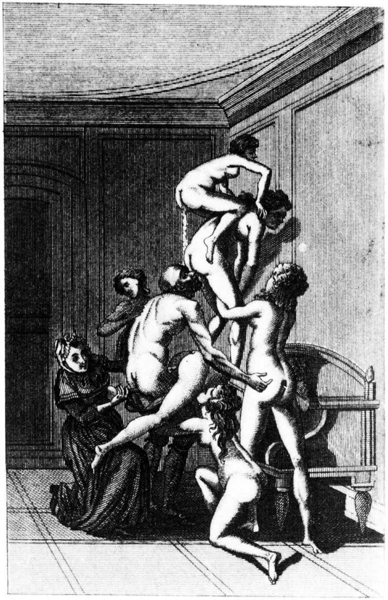 Originalillustrationerna till Juliette från 1797.