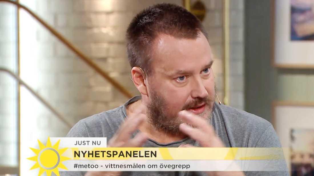 Erik Hörstadius.