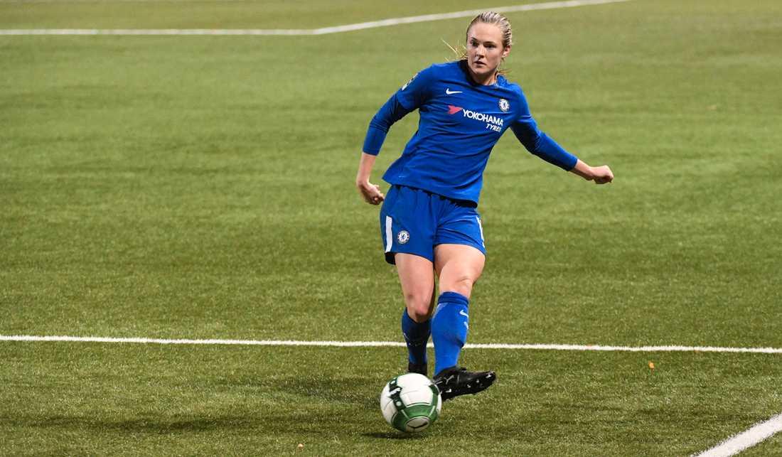 Magdalena Eriksson. Arkivbild.