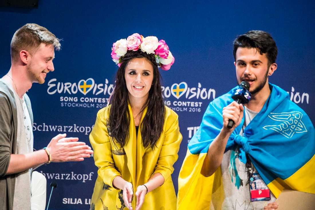Jamala tog hem Eurovision 2016 med låten 1944.