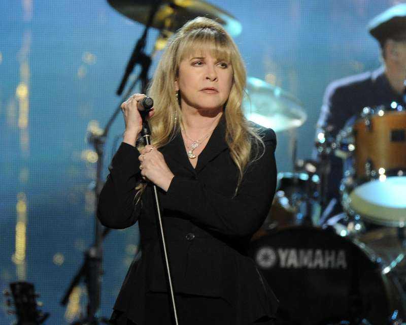 Stevie Nicks hade stora drogproblem under sin framgångsrika karriär.