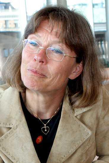 Konsument- och jordbruksminister Ann-Christin Nykvist.