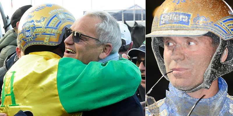 Face Time Bourbons huvudägare, Antonio Somma, var inte nöjd med svenske stjärnkusken Björn Goop efter förlusten i Prix de France.