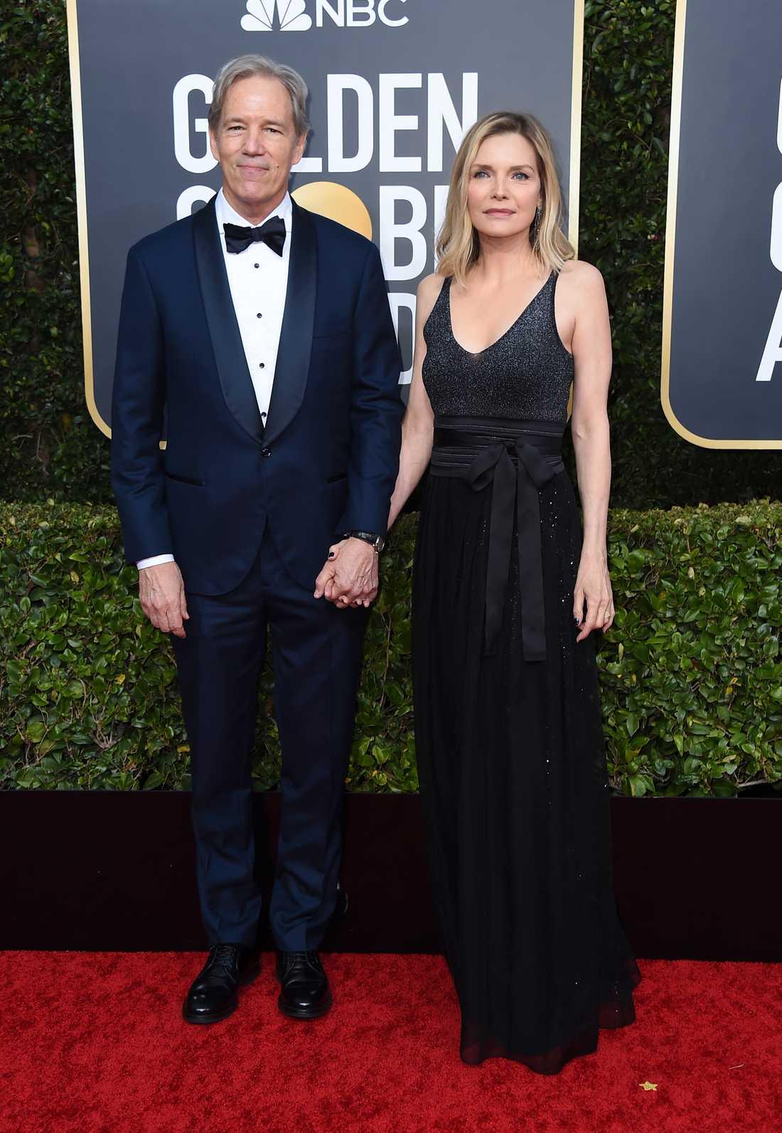 David E. Kelley och Michelle Pfeiffer