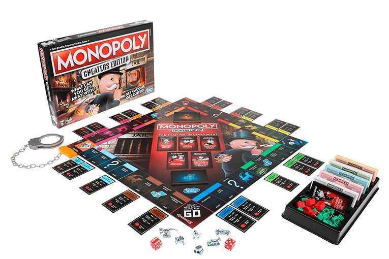 Nu är Monopol väldigt långt från ursprunget som var tänkt att illustrera kapitalismens problem. 2018:s version är råkapitalistisk.