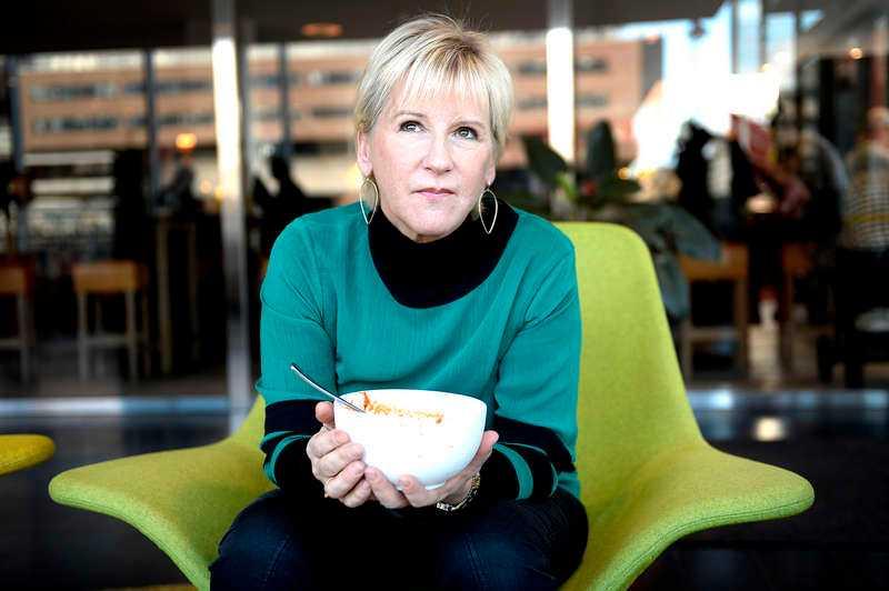 Margot Wallström, svensk politiker.