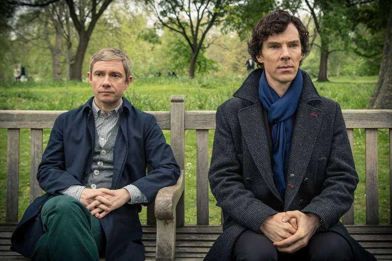 """Ur """"Sherlock""""."""