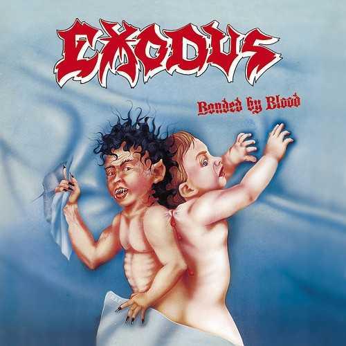Exodus - Bonded by Blood  Berättar historien om de siamesiska tvillingarna varav den ena brodern är ond som satan.