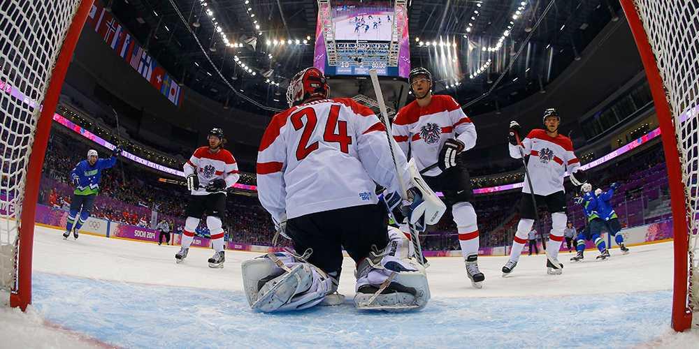 Österrike var chanslöst i åttondelsfinalen mot Slovenien och förlorade med 4-0.
