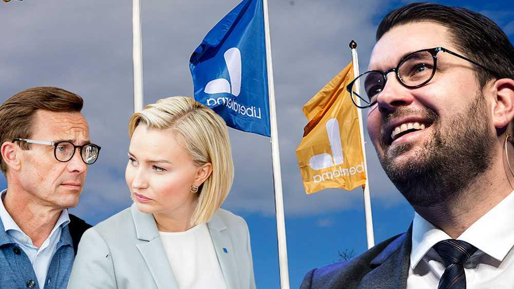 Sverigedemokraterna kommer inte att ingå i ett majoritetsunderlag tillsammans med Liberalerna. Det spelar ingen roll om Alliansens konservativa partier viker ned sig. Liberalerna kommer alltid fortsätta den borgerliga kampen mot nationalismen, skriver 16 liberala kommunal och regionpolitiker.