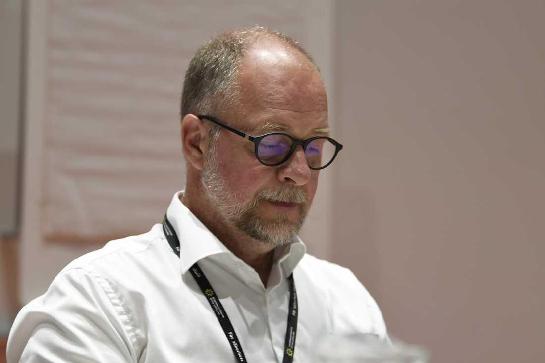 Mikael Skoog, Räddningstjänsten.