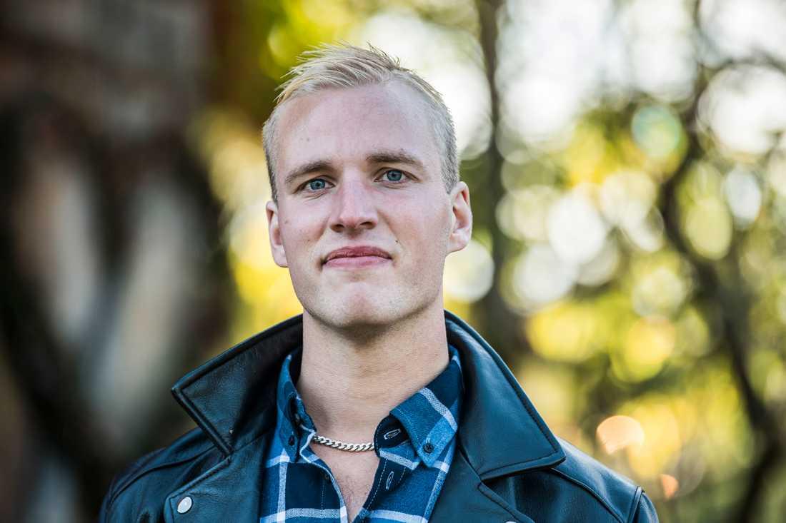 Simon Ohlsson.